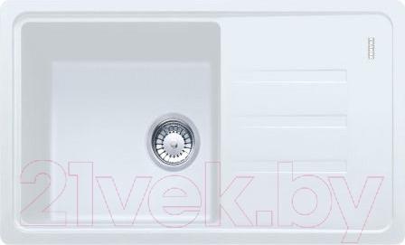 Купить Мойка кухонная Franke, Malta BSG 611-78 (114.0391.180), Германия