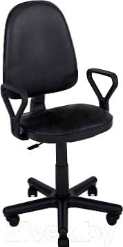 Купить Кресло офисное Nowy Styl, Prestige GTP New V-14 (черный), Украина, Prestige (Nowy Styl)