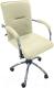 Кресло офисное Nowy Styl Samba GTP S (V-18, бежевый/металл) -