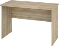 Письменный стол Мебель-Неман Леонардо МН-026-14 (белый полуглянец/дуб Сонома) -