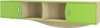 Шкаф навесной Мебель-Неман Комби МН-211-37 (береза/лайм) -