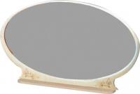 Зеркало Мебель-Неман Василиса СП-001-08 (дуб беленый/патина) -