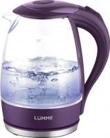 Электрочайник Lumme LU-216 (фиолетовый чароит) -