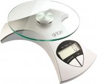 Кухонные весы Sinbo SKS-4512 (белый) -