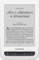 Электронная книга PocketBook Touch Lux 3 626 / PB626(2)-D-CIS (белый) -