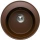 Мойка кухонная Tolero R-108 (коричневый) -