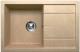 Мойка кухонная Tolero R-112 (бежевый) -