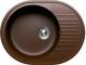 Мойка кухонная Tolero R-122 (коричневый) -