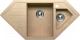Мойка кухонная Tolero R-114 (бежевый) -