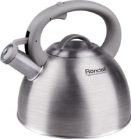 Чайник со свистком Rondell RDS-434 Balance (серый) -