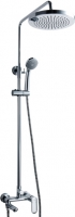 Душевая система Bravat Opal F6 F6125183CP-A1 -