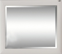 Зеркало интерьерное Гамма 20 (белый) -