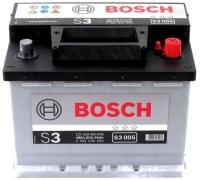 Автомобильный аккумулятор Bosch S3 005 556400048 / 0092S30050 (56 А/ч) -