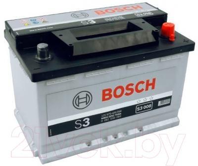 Автомобильный аккумулятор Bosch S3 008 570 409 064 / 0092S30080 (70 А/ч)