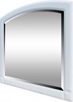 Зеркало интерьерное Гамма 23 (белый) -