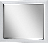 Зеркало интерьерное Гамма 24 (белый) -