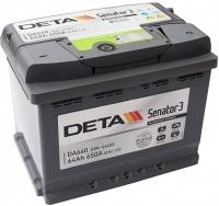 Автомобильный аккумулятор Deta Senator3 DA640 (64 А/ч) -