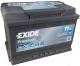 Автомобильный аккумулятор Exide Premium EA770 (77 А/ч) -