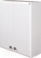 Шкаф для ванной Гамма 41.06 Ф2 (белый) -