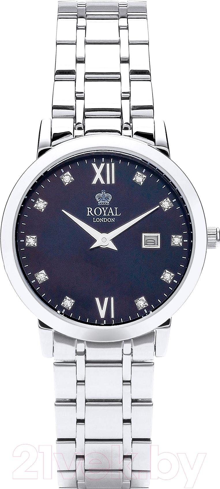 Купить Часы наручные женские Royal London, 21199-04, Великобритания