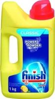 Порошок для посудомоечных машин Finish Power Powder Lemon (1кг) -