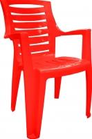 Стул пластиковый Алеана Рекс (красный) -