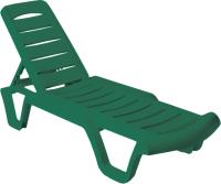 Шезлонг Алеана Бриз (зеленый) -
