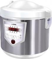 Мультиварка Lumme LU-1446 Chef Pro (белый/сталь) -