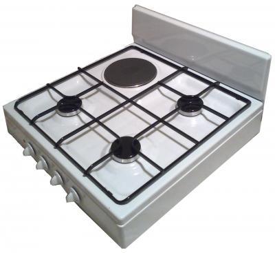 Комбинированная настольная плита Gefest ПГЭ 910-01 - вполоборота