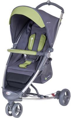 Детская прогулочная коляска Euro-Cart Lira 3 Pistachio - общий вид
