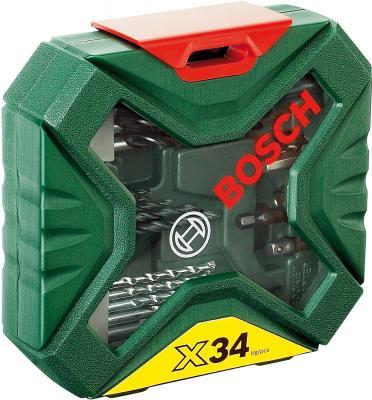 Набор оснастки Bosch X-Line Classic 2.607.010.608 - общий вид