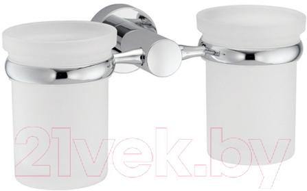 Купить Стакан для зубных щеток Wasserkraft, Donau K-9428D, Германия, пластик, Donau (WasserKraft)