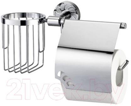 Купить Держатель для туалетной бумаги Wasserkraft, Isen K-4059, Германия, пластик, Isen (WasserKraft)