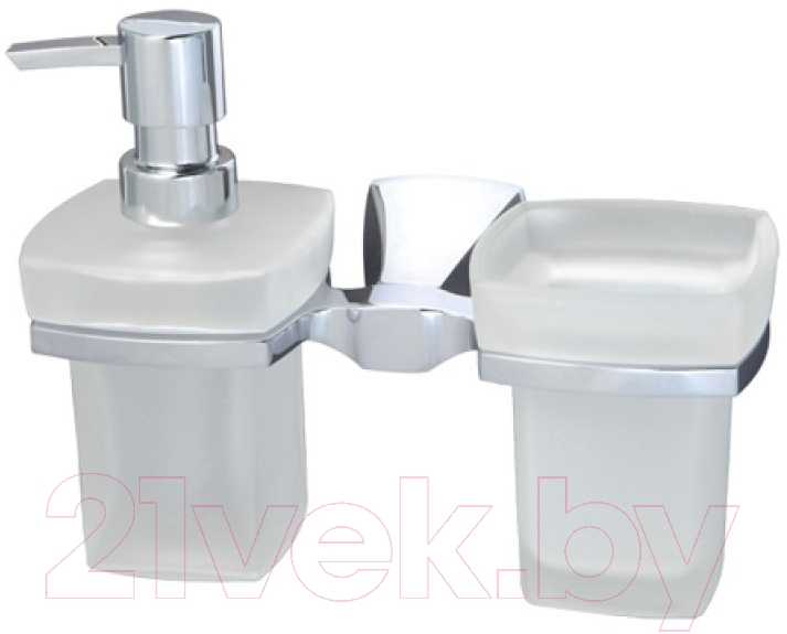 Купить Держатель для стакана Wasserkraft, Wern K-2589, Германия, пластик, Wern (WasserKraft)