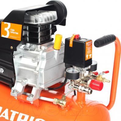 Воздушный компрессор PATRIOT Euro 24-240K (+ набор пневиоинструмента KIT 5В)