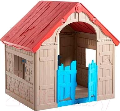 Домик Keter, Foldable Playhouse 228444, Израиль, пластик  - купить со скидкой