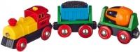 Элемент железной дороги Brio Товарный поезд 33319 -