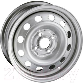Купить Штампованный диск Trebl, 64L35F 15x6 5x110мм DIA 65.1мм ET 35мм S, Китай