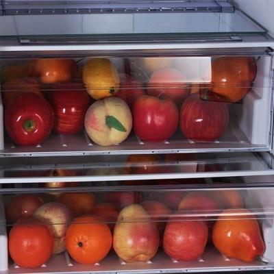 Холодильник с морозильником Beko RCNK400E20ZGR