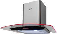 Вытяжка купольная Germes Alt Led Sensor 60 RGB (нержавеющая сталь) -