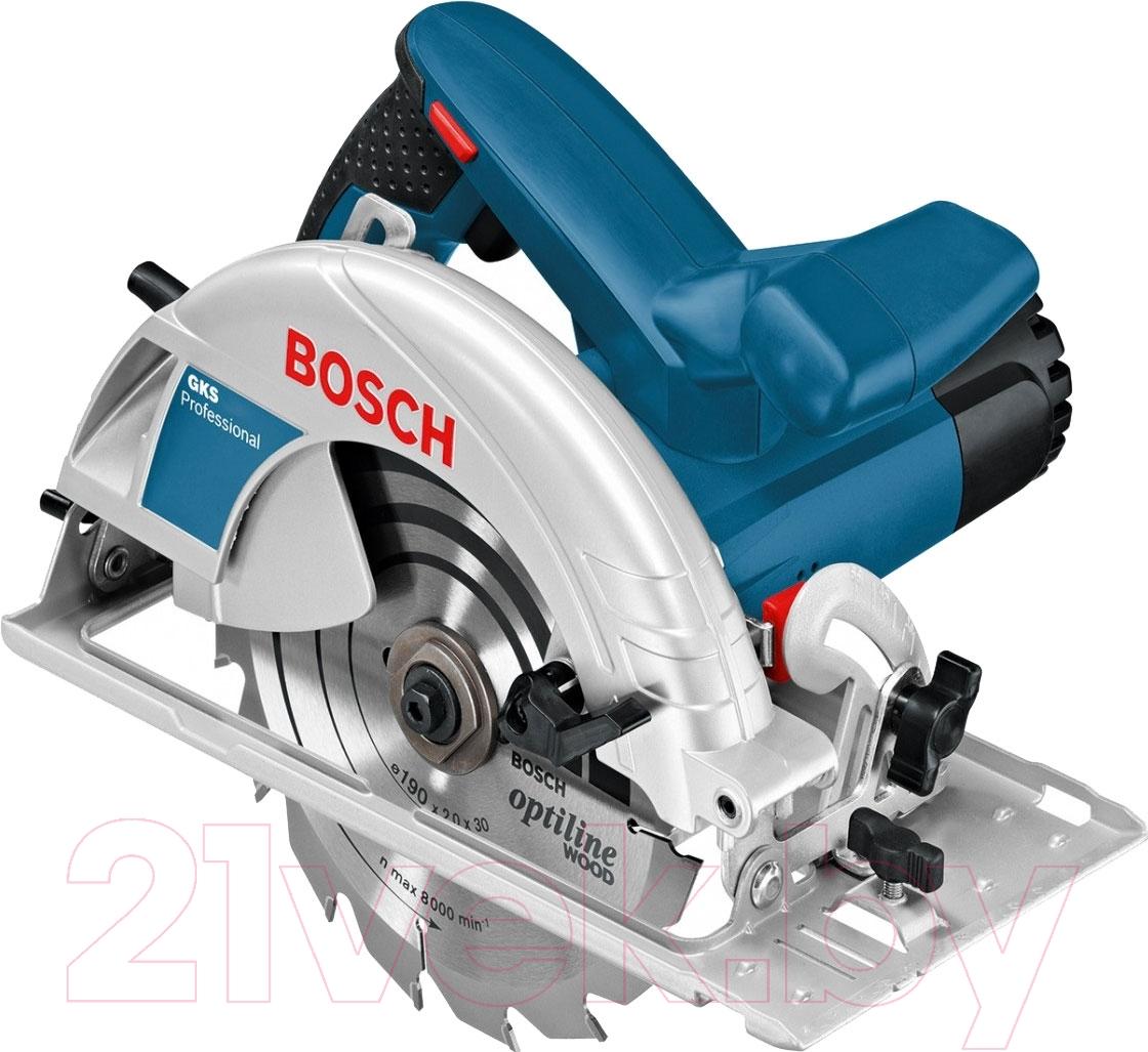 Купить Профессиональная дисковая пила Bosch, GKS 165 Professional (0.601.676.100), Китай