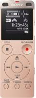 Цифровой диктофон Sony ICD-UX560 (4Gb, золотой) -