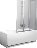 Стеклянная шторка для ванны Ravak VS3 (795P0U00Z1) -