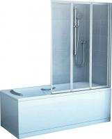 Стеклянная шторка для ванны Ravak VS3 (795V0U00Z1) -