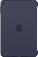 Бампер для планшета Apple Silicone Case MKLM2ZM/A (темно-синий) -