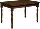 Обеденный стол Мебель-Класс Дионис (темный дуб) -