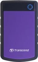 Внешний жесткий диск Transcend StoreJet 25H3P 2TB (TS2TSJ25H3P) -