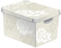Ящик для хранения Curver Deco's Stoockholm L 04711-D64-05 / 188163 (Romance) -