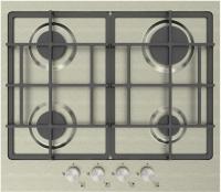 Газовая варочная панель Thor TH 60 4G AI AL CI Inox -