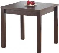 Обеденный стол Halmar Gracjan (темный орех) -